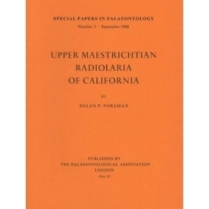 Product - 003 Upper Maastrichtian Radiolaria of California Image