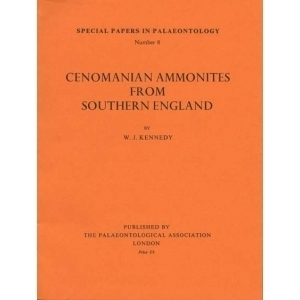 Product - 008 Cenomanian ammonites from southern England. Image