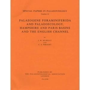 Product - 014 Palaeogene Foraminiferida and palaeoecology; Hampshire Basins and English Channel. Image