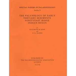 Product - 019 The palynology of Early Tertiary sediments, Ninety-East Ridge, Indian Ocean. Image