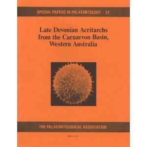 Product - 027 Late Devonian acritarchs from the Carnarvon Basin, Western Australia.  Image