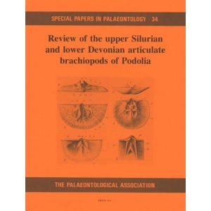 Product - 034 Review of Upper Silurian and Lower Devonian articulate brachiopods of Podolia.  Image