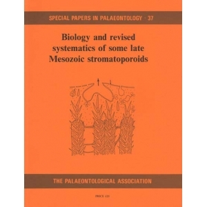 Product - 037 Biology and revised systematics of some late Mesozoic stromatoporoids.  Image
