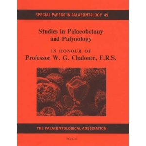 Product - 049 Studies in palaeobotany & palynology in honour of Prof W G Chaloner F R S. Image