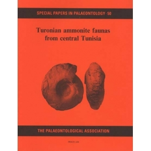 Product - 050 Turonian ammonite faunas from Central Tunisia. Image