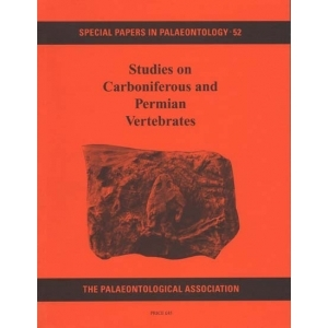 Product - 052 Studies on Carboniferous and Permian vertebrates. Image