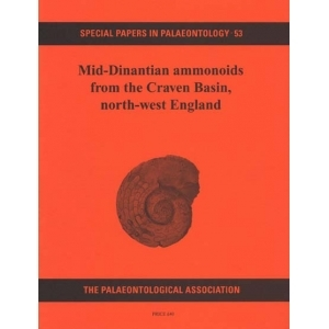 Product - 053 Mid-Dinantian ammonoids from the Craven Basin northwest England.  Image