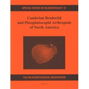 Product - 057 Cambrian bradoriid and phosphatocopid arthropods of North America. Image
