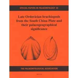 Product - 059 Late Ordovician brachiopods from the South China plate and their palaeogeographical significance. Image