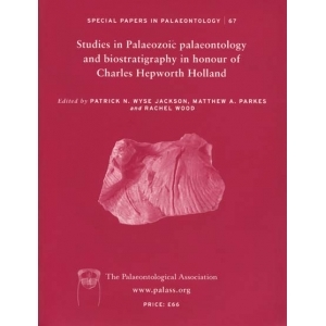 Product - 067 Studies in Palaeozoic palaeontology and biostratigraphy in honour of Charles Hepworth Holland. Image