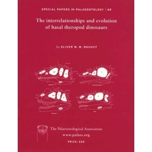 Product - 069 The interrelationships and evolution of basal theropod dinosaurs. Image