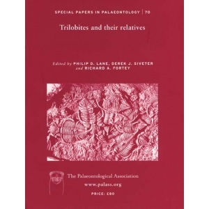 Product - 070 Trilobites and their relatives (proceedings of Oxford conference 2001) Image