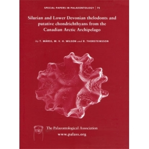 Product - 075 Silurian and Lower Devonian thelodonts and putative chondrichthyans from the Canadian Arctic Archipelago Image