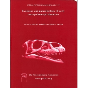 Product - 077 Evolution and Palaeobiology of early sauropodomorph dinosaurs  Image