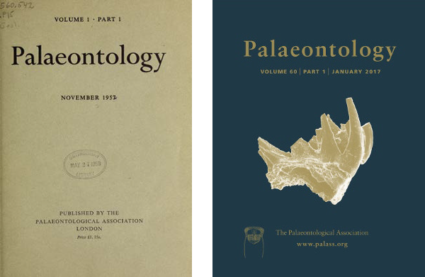 PalAss at 60 - Palaeontology 60 years on