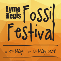 Lyme Regis Fossil Festival - 2018