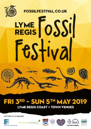 Lyme Regis Fossil Festival - 2019
