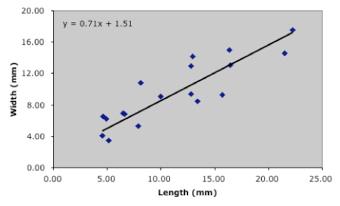 PalaeoMath 101 - Figure 1.5