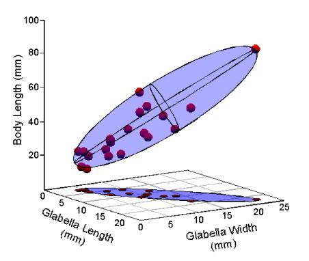 PalaeoMath 101 - Figure 5.2