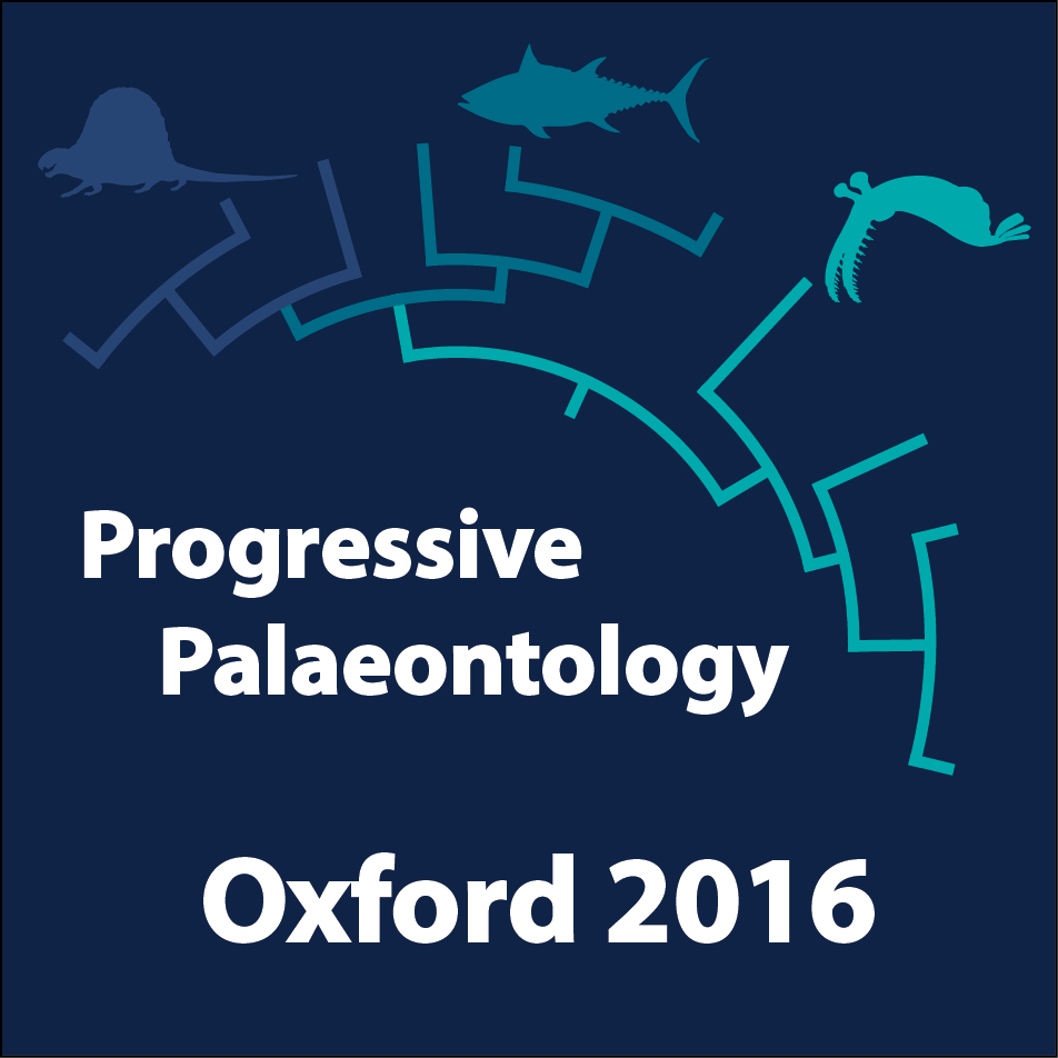 Progressive Palaeontology 2016 - Logo