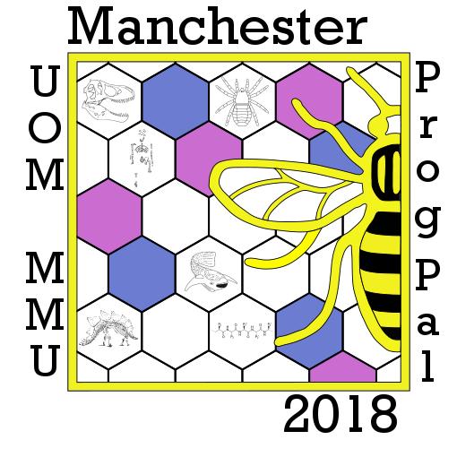 Progressive Palaeontology 2018 - Logo