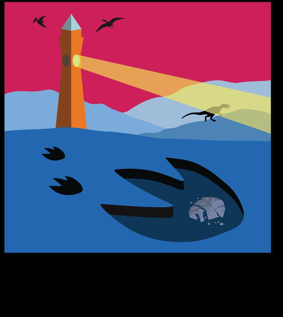 Progressive Palaeontology 2019 Logo