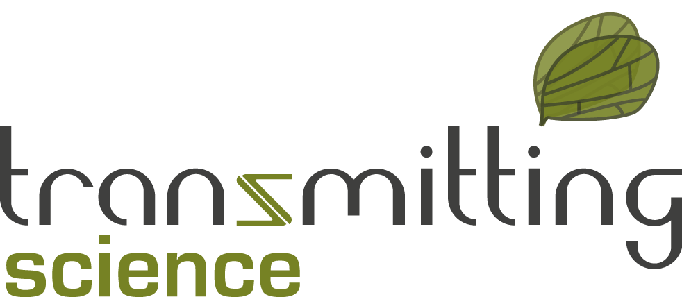 Transmitting Science Logo