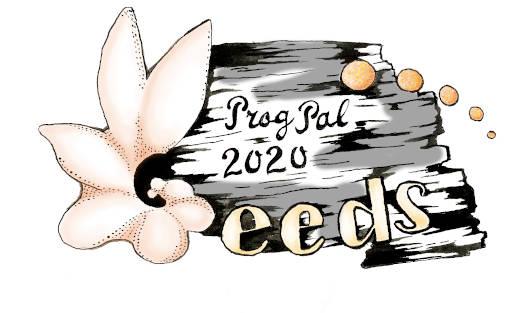 Progressive Palaeontology 2020 logo