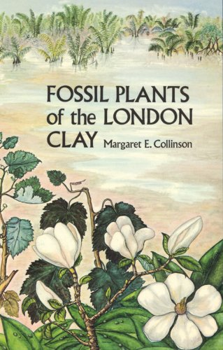 No. 1 Fossil Plants of the London Clay - Cover