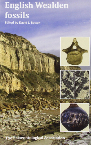 No. 14 - English Wealden Fossils - Cover