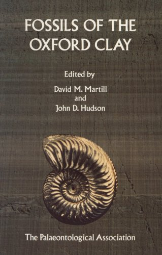 No. 4 - Fossils of the Oxford Clay  - Cover