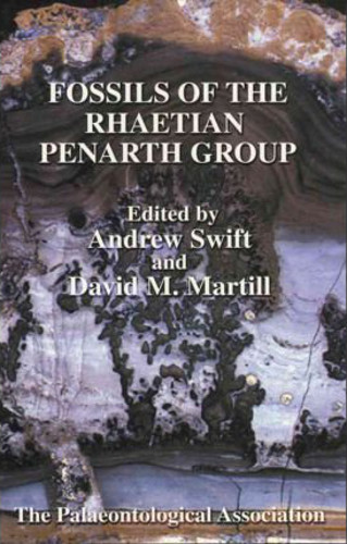 No. 9 - Fossils of the Rhaetian Penarth Group - Cover