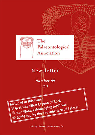 Newsletter 99 - Cover