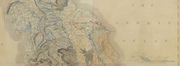 William Smith's geological map