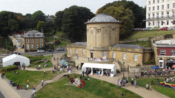 Newsletter Number 90 - The Rotunda Museum in Scarborough and some of the Yorkshire Fossil Festival activities