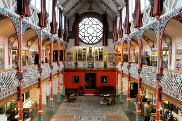 The Victorian Gallery