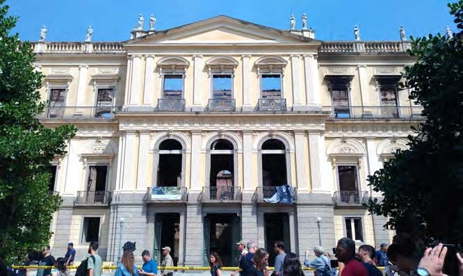 Brazil's National Museum