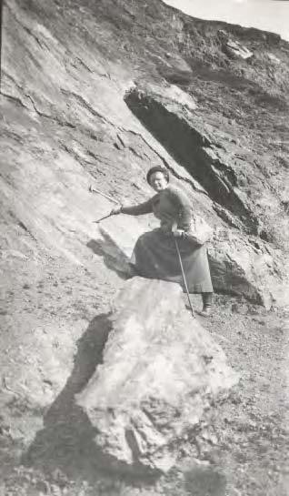 Gertrude Elles (aged 24)