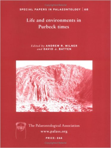 Special Papers in Palaeontology - Cover - Number 68
