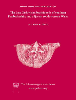 Special Papers in Palaeontology - No. 91 - Cover Image
